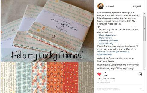 giveaway instagram